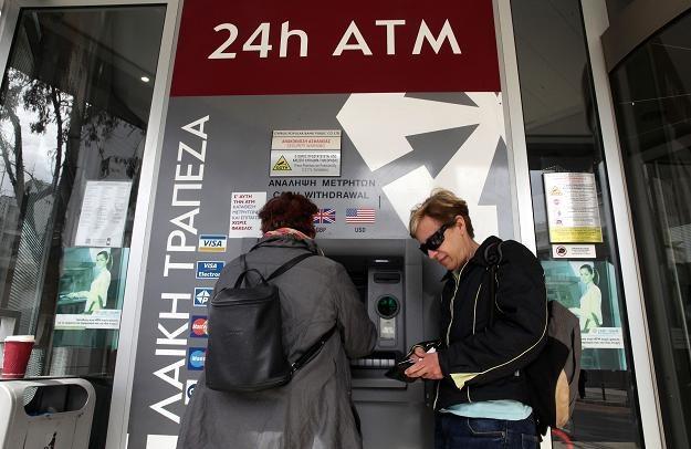 Obłożenie jednorazowym podatkiem depozytów na Cyprze jest zgodne z prawem unijnym? /AFP