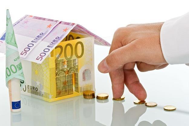 Obniżając stopy proc. EBC zagwarantowała utrzymanie rekordowo niskiego oprocentowania kredytów euro /©123RF/PICSEL