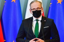 Obostrzenia w całej Polsce. Konferencja ministra zdrowia Adama Niedzielskiego