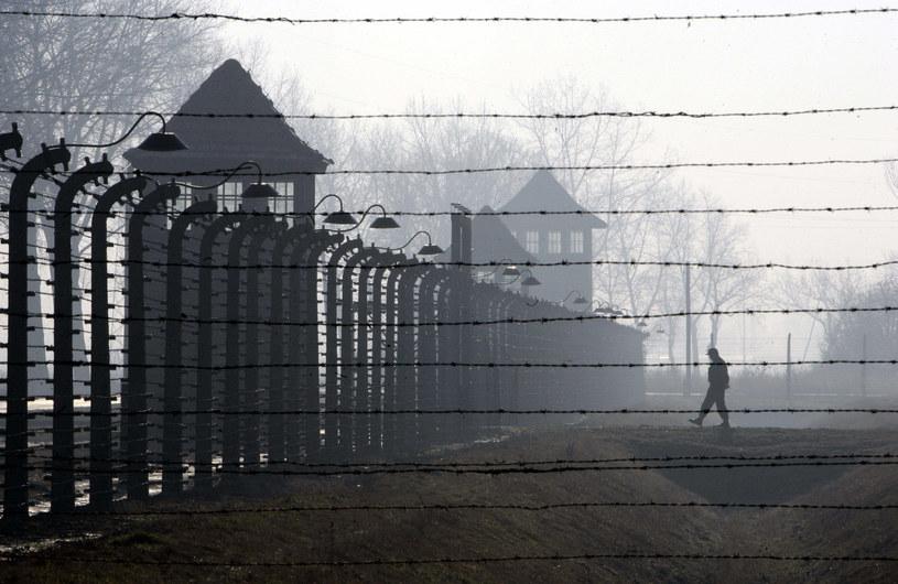 Obóz Auschwitz-Birkenau /AFP
