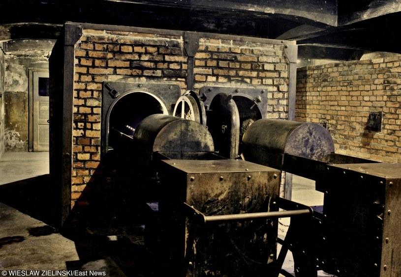 Obóz Auschwitz, wnętrze krematorium /Wiesław M. Zieliński /East News