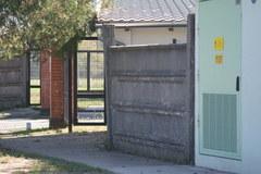Obóz dla uchodźców w Kiskunhalas