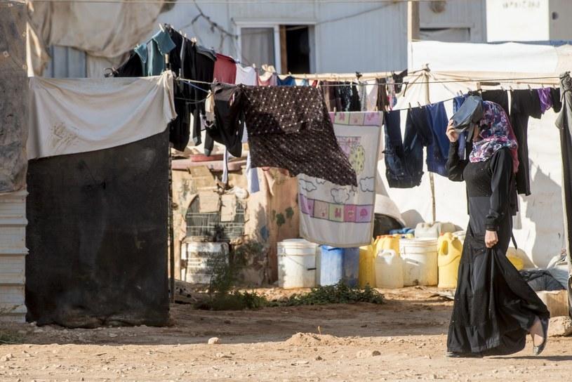 Obóz dla uchodźców w Zaatari w Jordanii /     Danny Gys /East News
