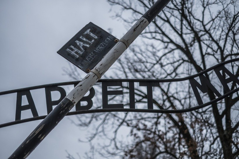 Obóz koncentracyjny Auschwitz-Birkenau, zdj. ilustracyjne /East News