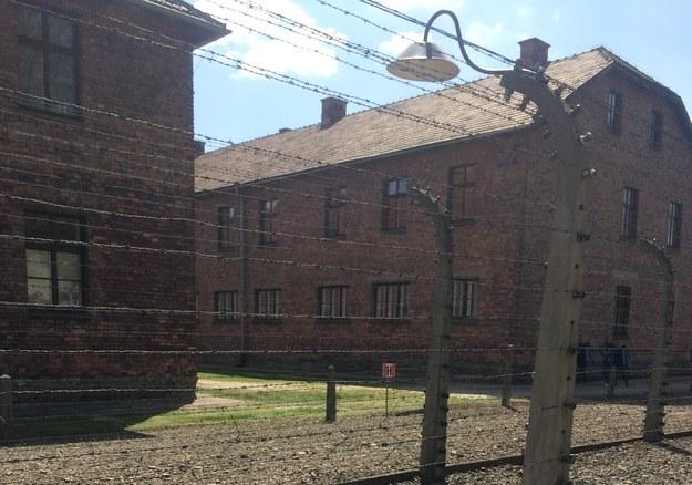 Obóz koncentracyjny Auschwitz /Marcin Buczek /Archiwum RMF FM