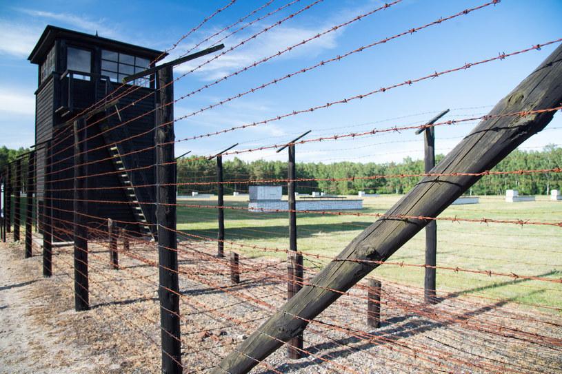Obóz koncentracyjny Stutthof /Wojciech Strozyk/REPORTER /Reporter