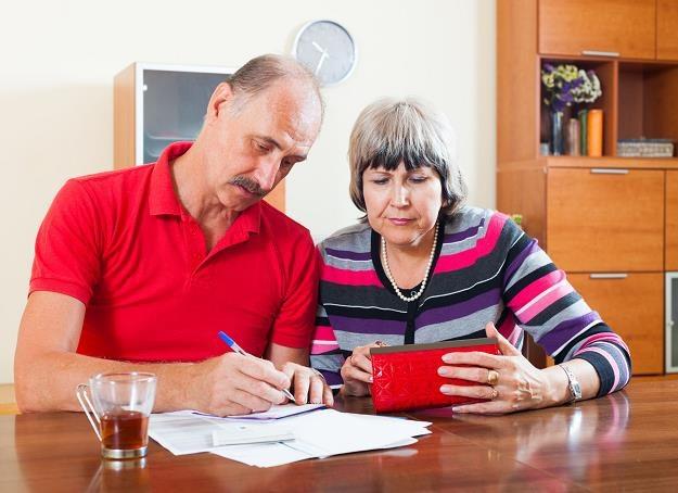 Obóz rządowy trzyma kurs na wypłatę trzynastej emerytury w kwietniu /©123RF/PICSEL