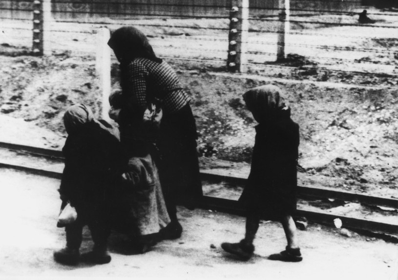 Obóz w Auschwitz /East News