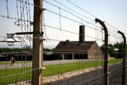Obóz w Buchenwaldzie, widok współczesny /AFP