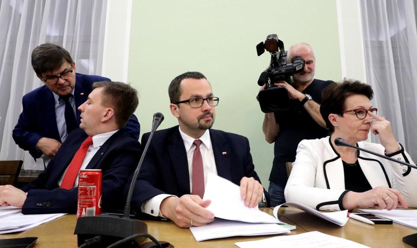 Obrady komisji nadzwyczajnej /Tomasz Gzell /PAP