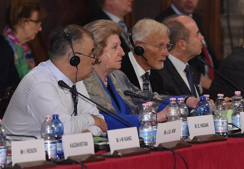 Obrady Komisji Weneckiej /Radek Pietruszka   (PAP) /PAP