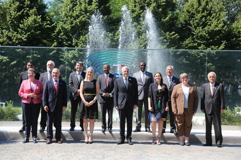 Obrady ministrów ochrony środowiska krajów G7 w Bolonii /GIORGIO BENVENUTI /PAP/EPA