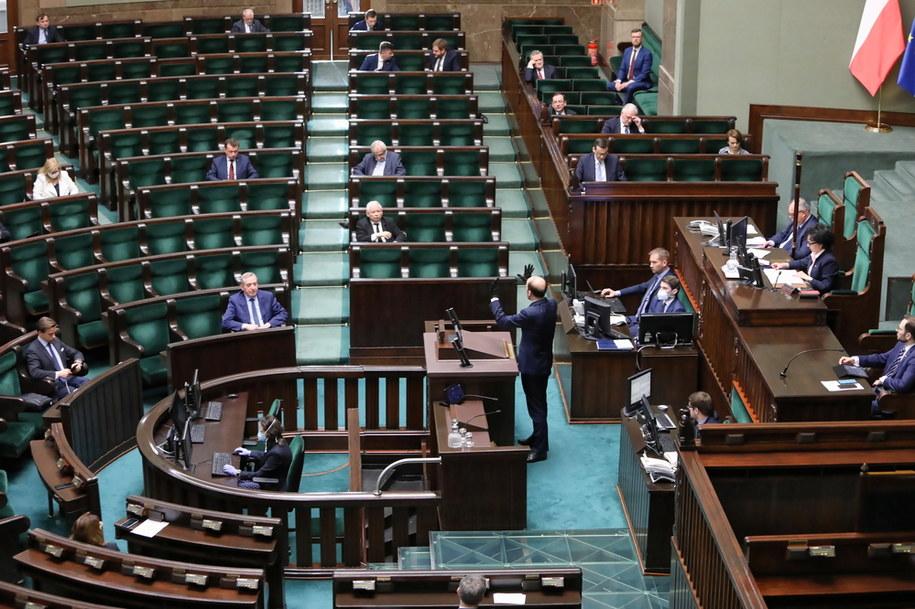 Obrady Prezydium Sejmu zostały przełożone na piątek / Leszek Szymański    /PAP