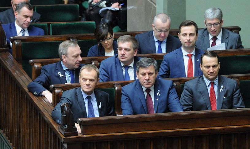 Obrady Sejmu /Grzegorz Jakubowski /PAP