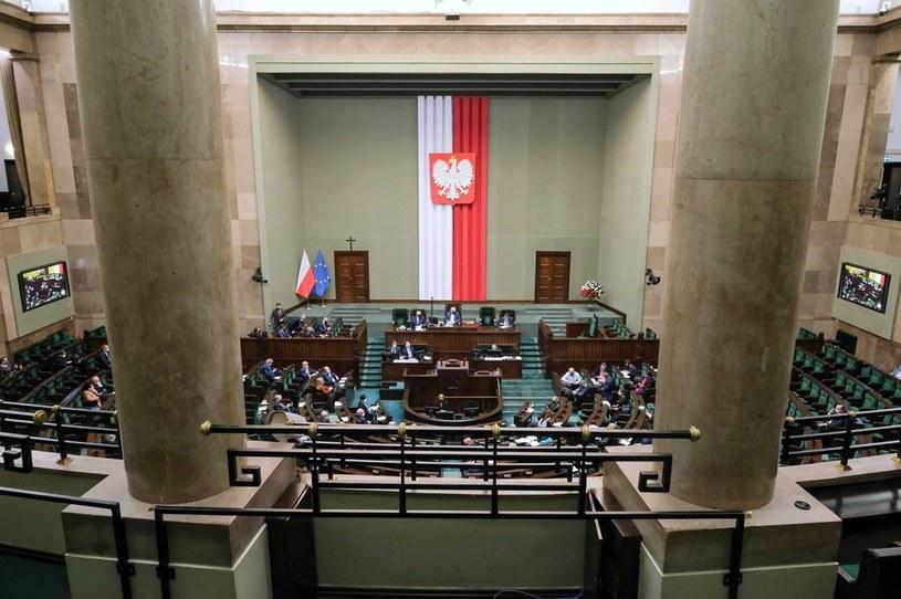 Obrady Sejmu /PAP/Mateusz Marek /PAP