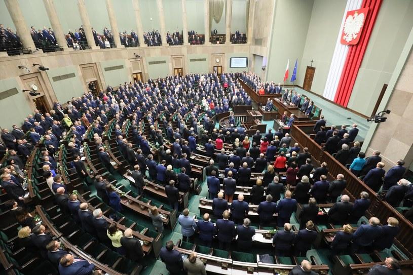 Obrady Zgromadzenia Narodowego /Paweł Supernak /PAP