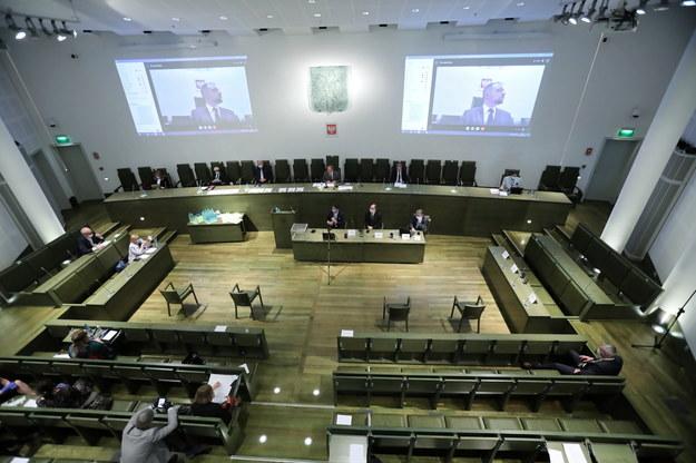Obrady Zgromadzenia Ogólnego Sędziów Sądu Najwyższego /Wojciech Olkuśnik /PAP