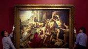 Obraz Rubensa za 50 mln funtów