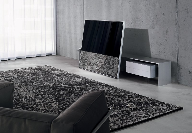 Obraz wyświetlany przez Loewe Reference ID opiera się na technologii Full-HD LCD z tylnym podświetleniem LED i odświeżaniem 400 Hz. /materiały prasowe
