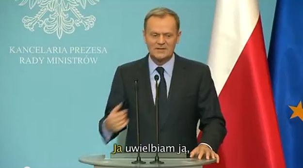 Obraz z filmu zamieszczonego w serwisie YouTube /YouTube/Greenpeace Polska /INTERIA.PL