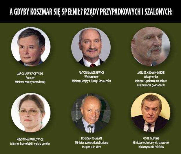Obrazek, który pojawił się na dzisiaj na oficjalnym profilu PO /Platforma Obywatelska/Facebook /