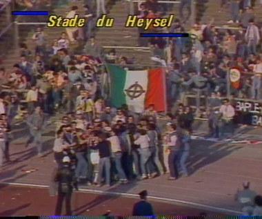 Obrazki z tego wydarzenia szokują. Minęło 35 lat od tragedii na stadionie Heysel. Wideo