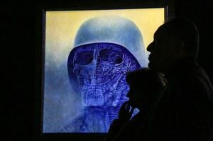 Obrazy Beksińskiego za milion dolarów