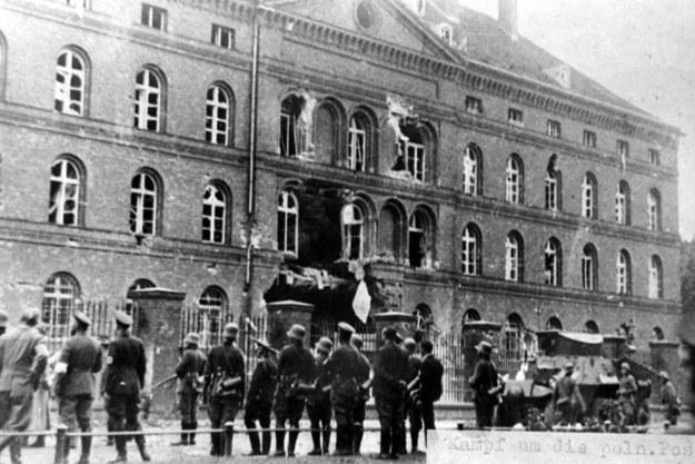 Obrona Poczty Gdańskiej, 1939 /archiwum /PAP