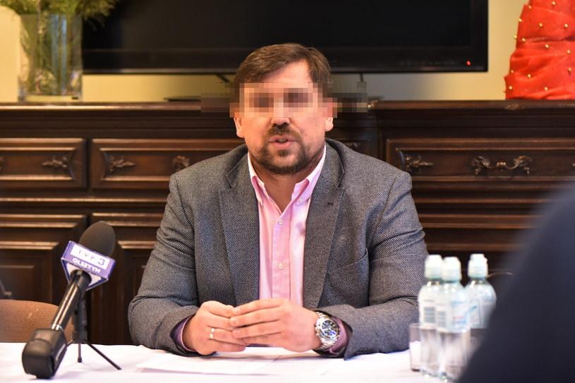 """Obrońca """"agenta Tomka"""" chce uchylenia 500 tys. zł poręczenia /Agencja SE /East News"""