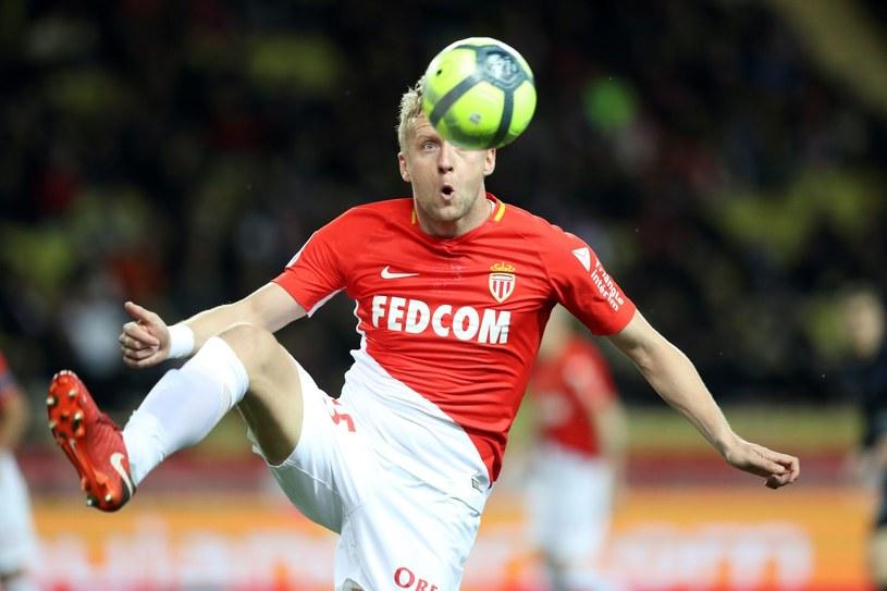 Obrońca AS Monaco Kamil Glik /AFP
