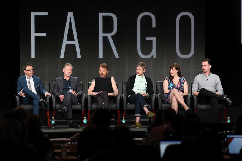 "Obsada 1. sezonu ""Fargo"". /Frederick M. Brown /Getty Images"