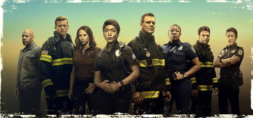 "Obsada serialu ""9-1-1"" /FOX"