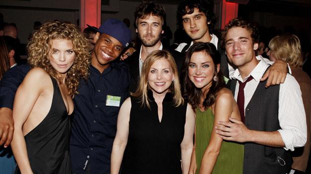 "Obsada serialu ""90210"" /Kevin Winter /Getty Images"