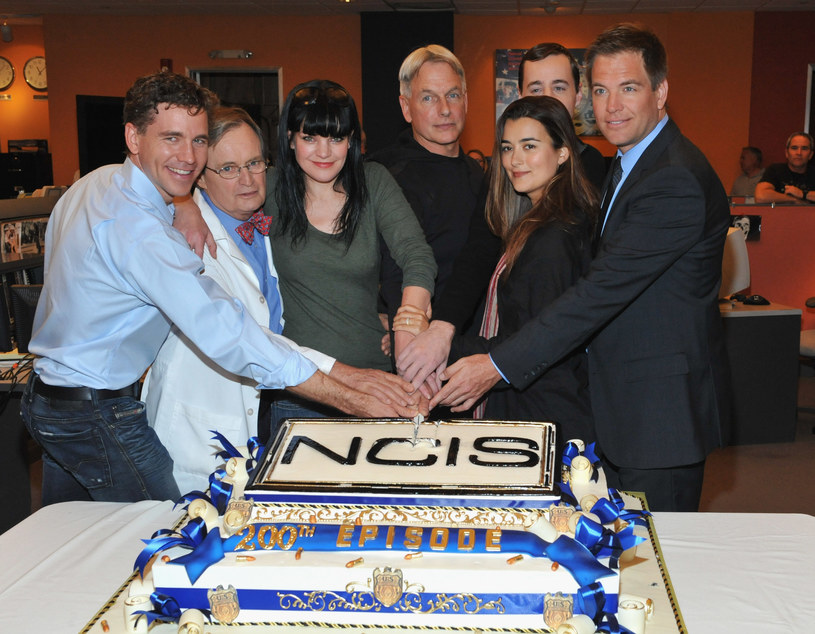 "Obsada serialu ""Agenci NCIS"". /Mark Davis /Getty Images"