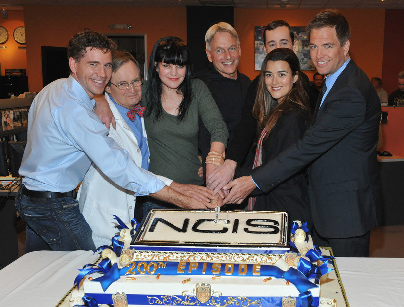 "Obsada serialu ""Agenci NCIS"". /Mark Davis /Getty Images"