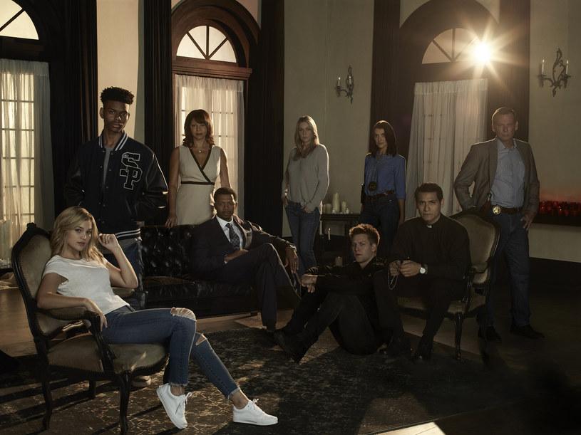"Obsada serialu ""Cloak & Dagger"" /Showmax/©2018 MARVEL & ABC Studios /materiały prasowe"