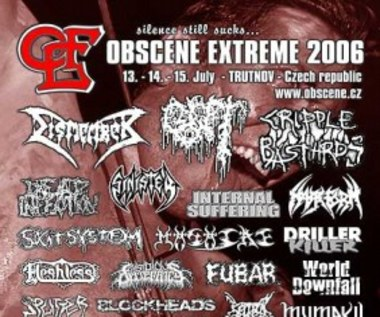 Obscene Extreme 2006: Święto undergroundu
