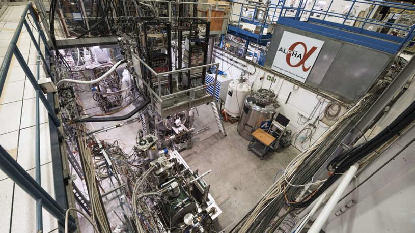 Obserwacje antymaterii wciąż wzbudzają zainteresowanie fizyków /materiały prasowe