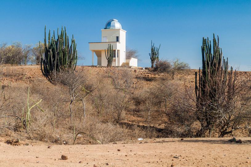 Obserwatorium astronomiczne na pustyni Tatacoa /123RF/PICSEL