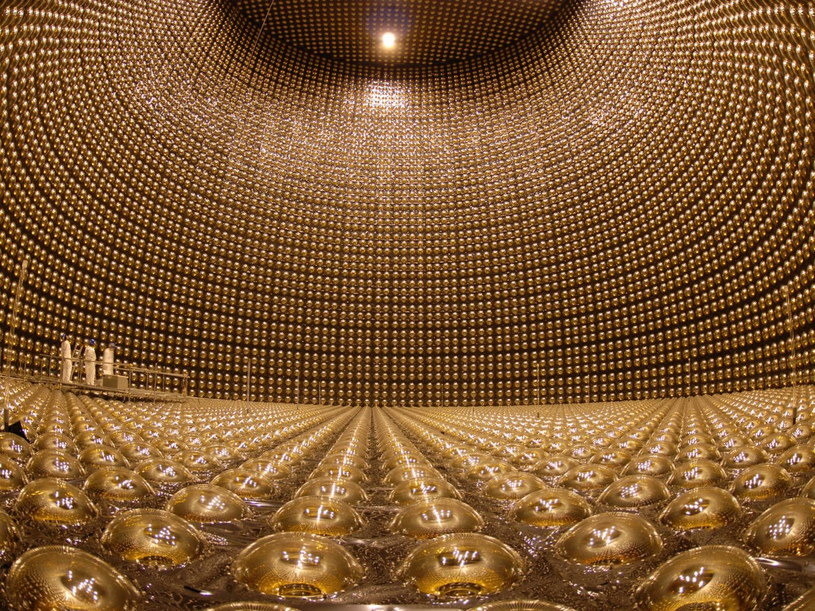 Obserwatorium Kamioka – źródło: Kamioka Observatory, Institute for Cosmic Ray. Uniwersytet Tokio /materiały prasowe