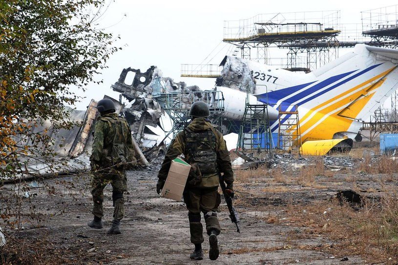 Obserwując wydarzenia na Ukrainie, Polacy martwią się o swoje bezpieczeństwo /AFP