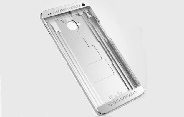 Obudowa HTC One /materiały prasowe