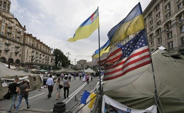 OBWE: Dziennikarze na Ukrainie są atakowani za wykonywanie swej pracy