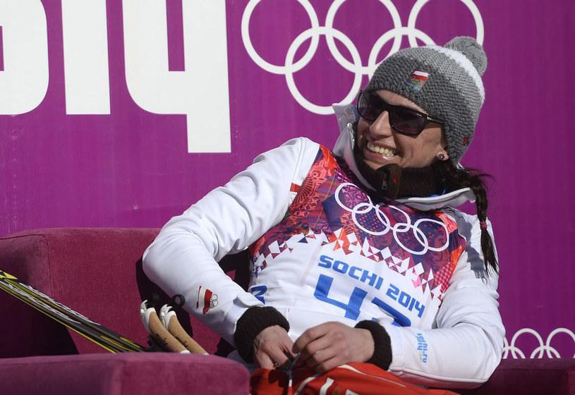 Oby Justyna Kowalczyk znów mogła cieszyć się z triumfów /AFP