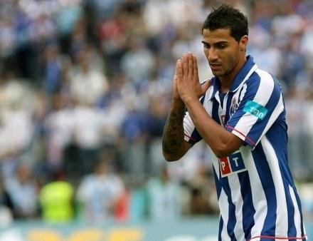 Obym zagrał jeszcze w Lidze Mistrzów - zdaje się mówić Ricardo Quaresma /AFP