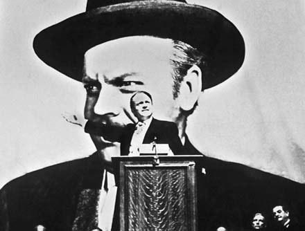 """""""Obywatel Kane"""" to w opinii fachowców najwybitniejszy film wszech czasów /arch. AFP"""