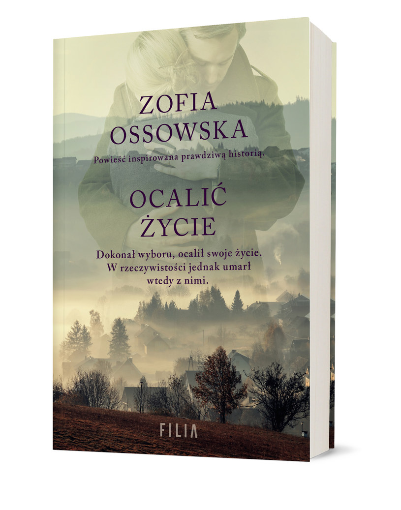 Ocalić życie, Zofia Ossowska /materiały prasowe