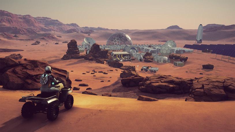 Occupy Mars /materiały prasowe