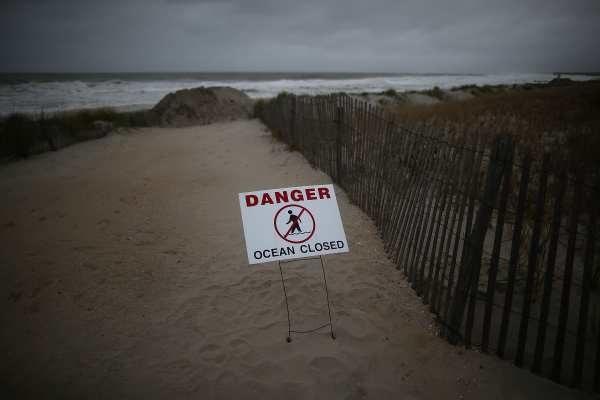 """Ocean zamknięty"" /AFP"