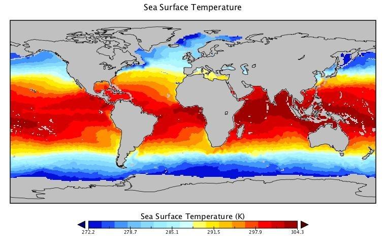 Oceany nagrzewają się szybciej niż sądzono /materiały prasowe